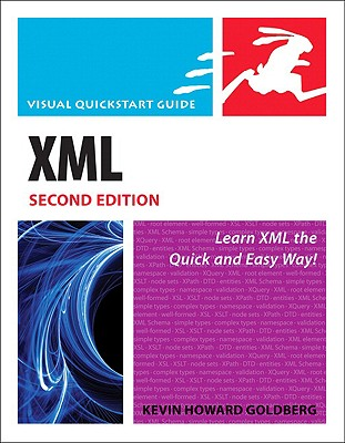XML By Goldberg, Kevin Howard