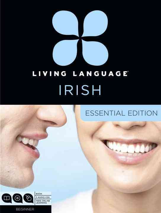 Living Language Irish Gaelic By Living Language (COR)
